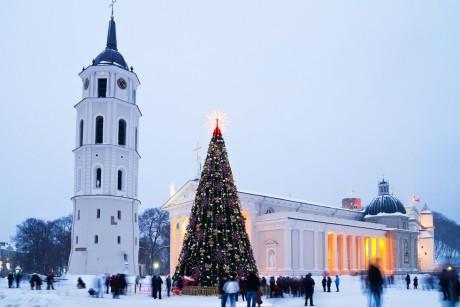 Vilnius jul